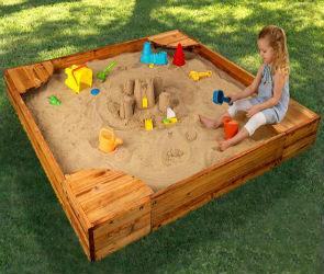 Детские площадки своими руками