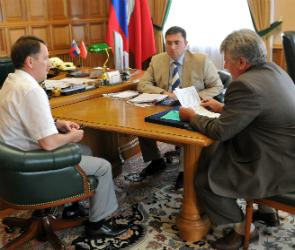 Глава воронежского имущественного департамента отчитался о работе ведомства
