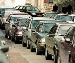 Пробки и аварии в Воронеже в понедельник 16 июля