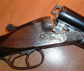Ссора между водителями окончилась стрельбой из охотничьего ружья
