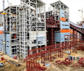 Подгоренский цементный завод начал пусконаладочные работы