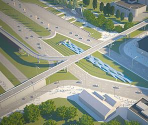 К концу июля на торги будут выставлены проекты транспортных развязок