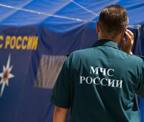В Крымск прибыла команда сотрудников МЧС из Воронежа