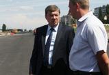 Мэр Воронежа совершил объезд объектов дорожного строительства