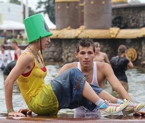 Водная битва пройдет в воронежском парке «Орленок»