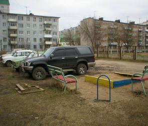 Рейд по выявлению фактов несанкционированной автопарковки прошел в Воронеже
