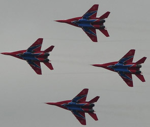 Авиашоу в Воронеже состоится 17 и 18 августа