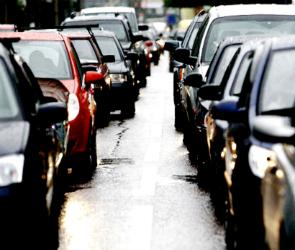 Пробки и аварии в Воронеже в понедельник 13 августа