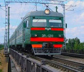Пригородные поезда перестанут ходить 23 августа