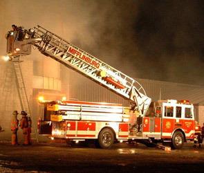 В пожаре на Домостроителей погибла женщина