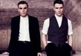 Автограф-сессия с дуэтом Hurts после концерта в Воронеже