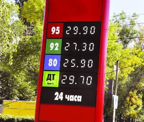 Рост цен на бензин приведет к подоражанию автоперевозок