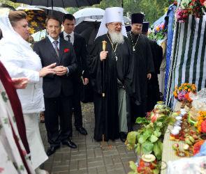 Воронежская епархия отметила юбилей