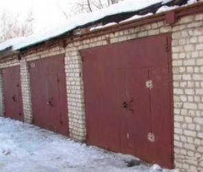 Воронежец продал чужой гараж