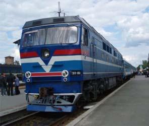 В России остановлена продажа железнодорожных билетов