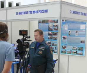Воронежский институт МЧС поучаствовал в девятой выставке «Образование»