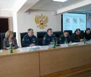 Всероссийская конференция по пожарной безопасности прошла в Воронеже