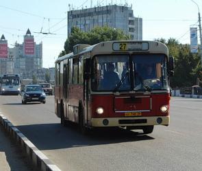 Акция «Автобус-Легковое такси» проходит в Воронежской области