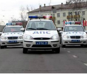 Воронежские полицейские задержали угонщика в результате погони