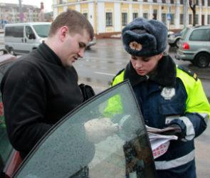 Такси Воронежа на особом контроле ГИБДД