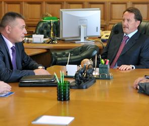 Замглавы Федеральной антимонопольной службы побывал в Воронеже
