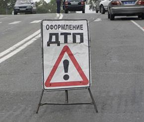 Крупная авария в Воронеже: «Мерседес» врезался в ВАЗ