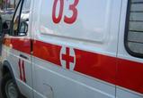 Страшная авария у Северного моста - столкнулись ВАЗ и КАМаз, один человек погиб