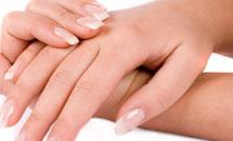 Красивые ухоженные руки
