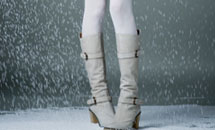 Цвет модной обуви сезона Осень-Зима