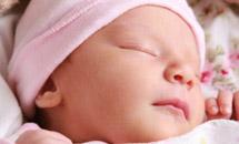 Крепкий и здоровый сон ребенка