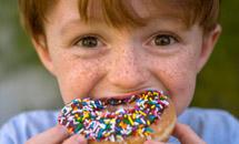 Какой сахар можно давать детям