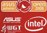 Asus Autumn 2008: DotA и Quake 3