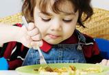 Правильное питание ребенка - хорошее поведение
