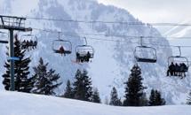 Российские горнолыжные курорты