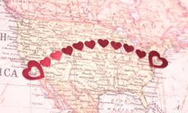 День Всех Влюбленных в разных странах мира
