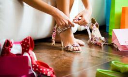 Обувь: правильный выбор и уход