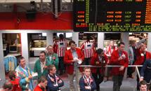 Обвал на американском фондовом рынке