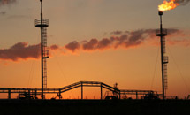 Цена на российскую нефть упала ниже 60 долларов за баррель
