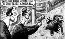 Известная газета сравнила Обаму с шимпанзе