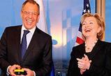 Клинтон подложила Лаврову кнопку