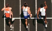 В Воронеже проходит первенство области по легкой атлетике