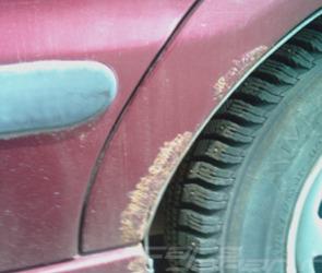 Как заделать сквозную ржавчину на кузове автомобиля