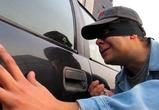 В Воронеже растет число краж из автомобилей