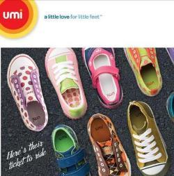 Umishoes - обувь для детей знаменитостей
