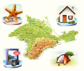 Отдых в Крыму - курортные возможности