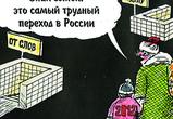 Воронежские выборы в карикатурах Анатолия Бавыкина