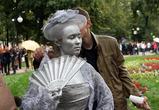 Фестиваль «Живые скульптуры»