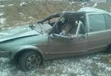 В Новохоперском районе иномарка вылетела с трассы - один человек погиб
