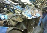В Воронежской области столкнулись микроавтобус и ВАЗ - один человек погиб