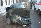 В Лискинском районе столкнулись три автомобиля